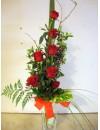 Ram de 7 roses