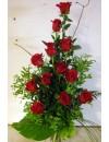 Ram de 12 roses